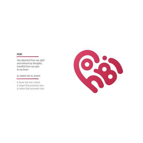 Logo concept for Hobi