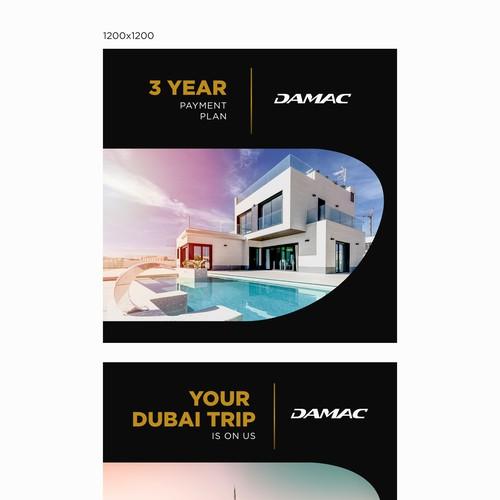 DAMAC Ads