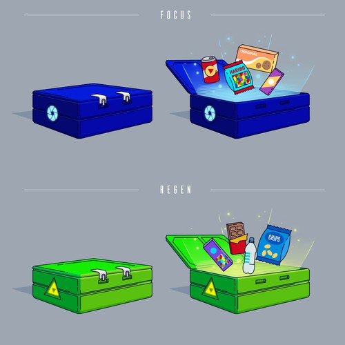 Lootpak product bundles