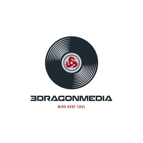3 Dragon Media Logo