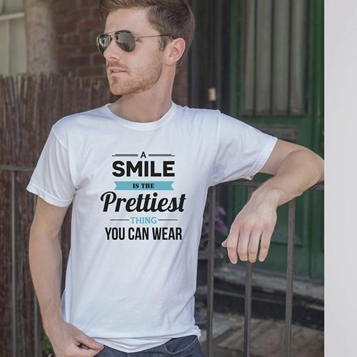 t-shirt design for orthodontic center