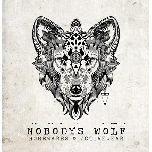 NOBODYS WOLF.