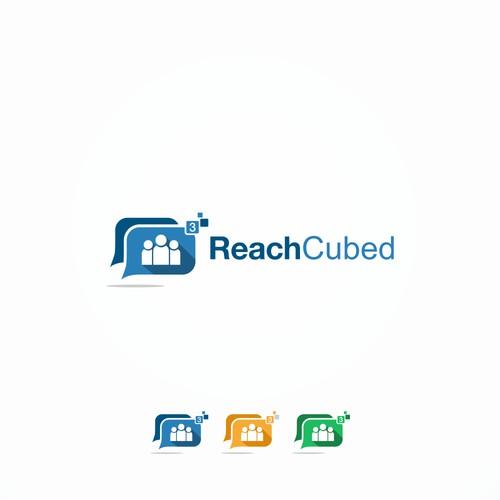 ReachCubed Logo Contest