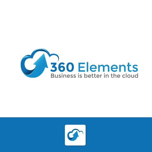 Create a new logo for 360 Elements