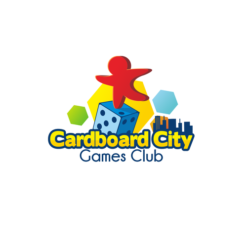 Logo designs for Board Game Club