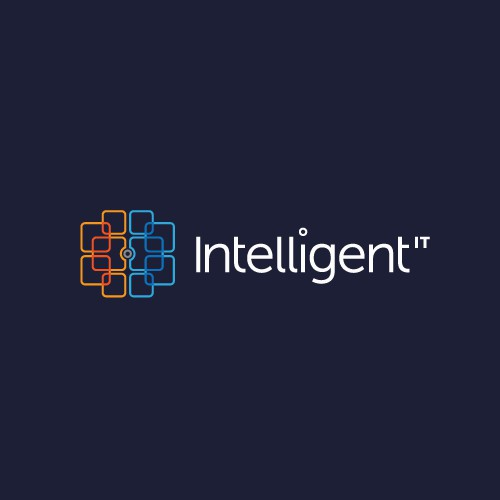 Logo designed for IntelligentIT