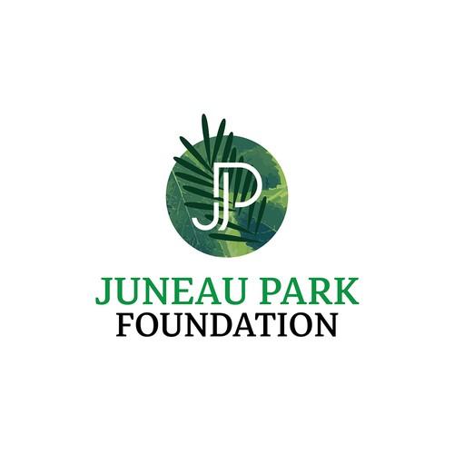 Juneau Park Foundation logo design