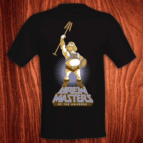 Brew Masters T-shirt design