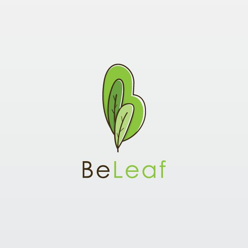 B+leaf logo