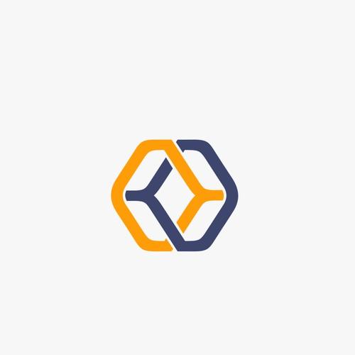 BioVeras Logo Design