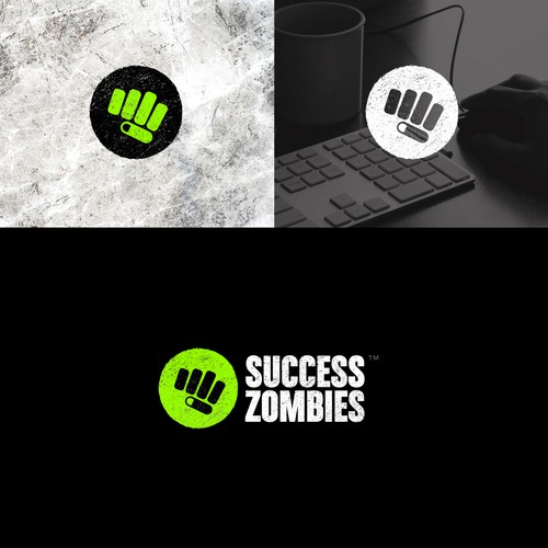 Logo for Success Zombies