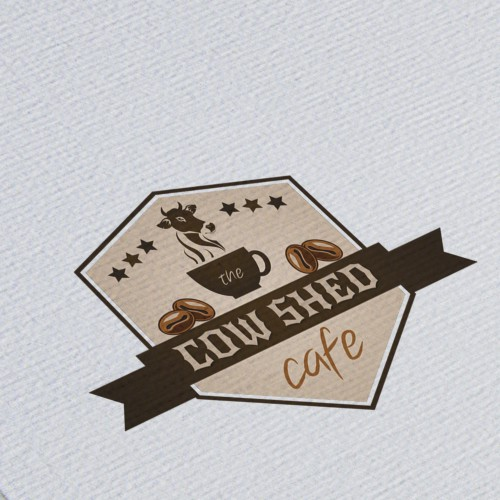 New logo wanted for The Cow Shed