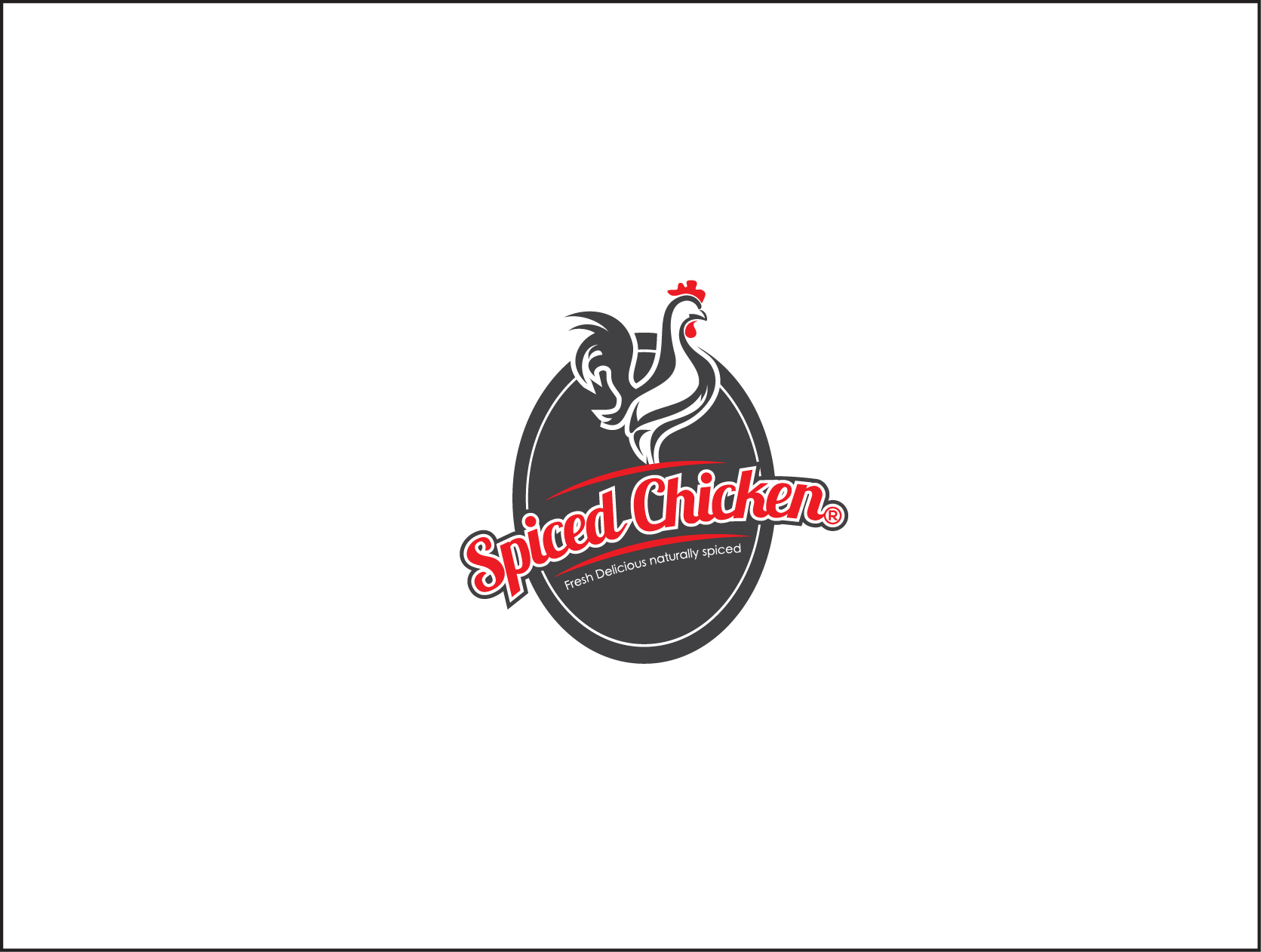 Logo for spiced Chicken