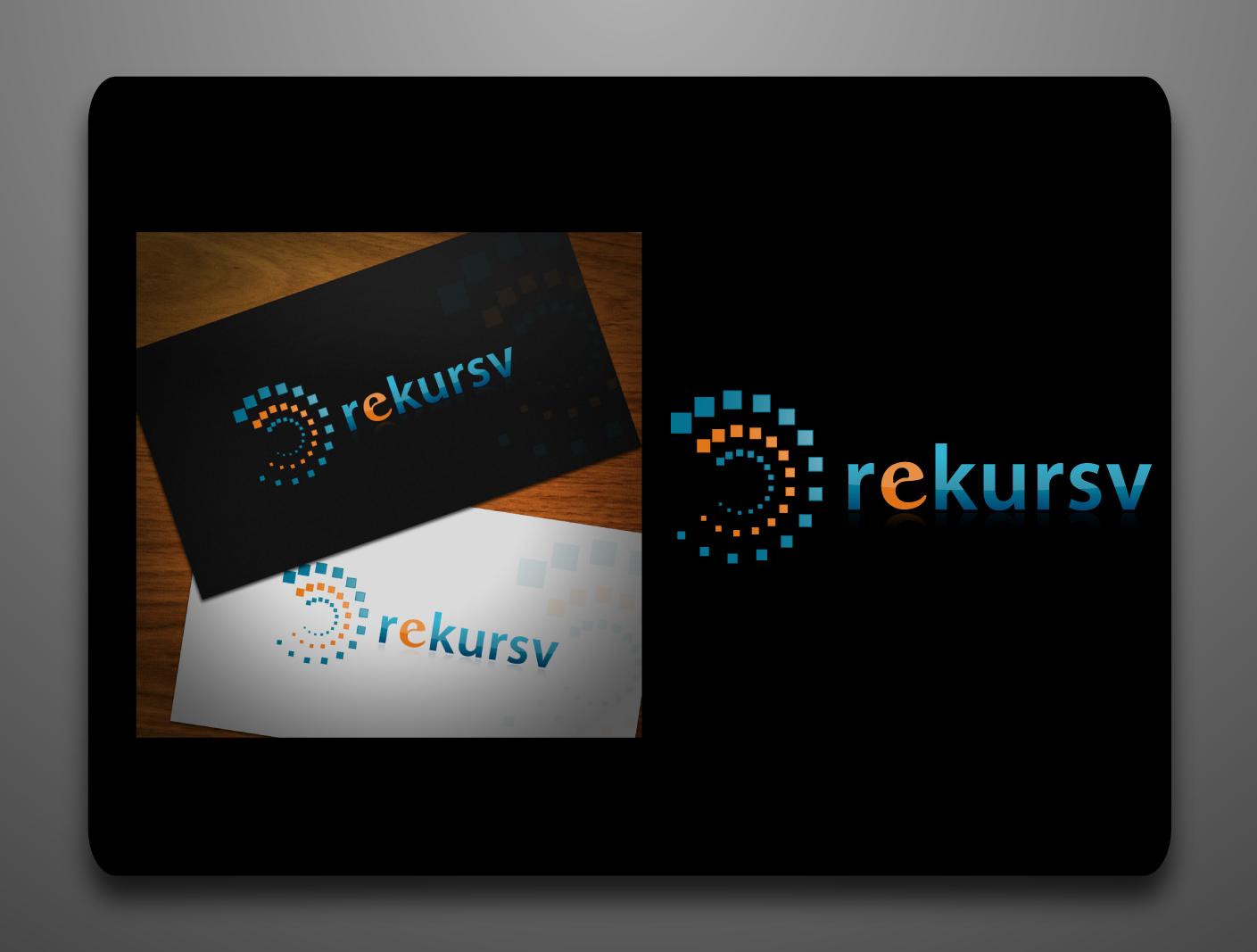 logo for Rekursv LLC