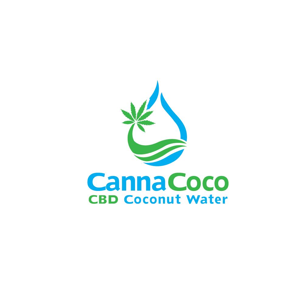 Design a logo for Canna Coco CBD Coconut water