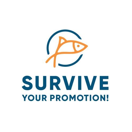 Logo Design for Survive Your Promotion! - Management Training
