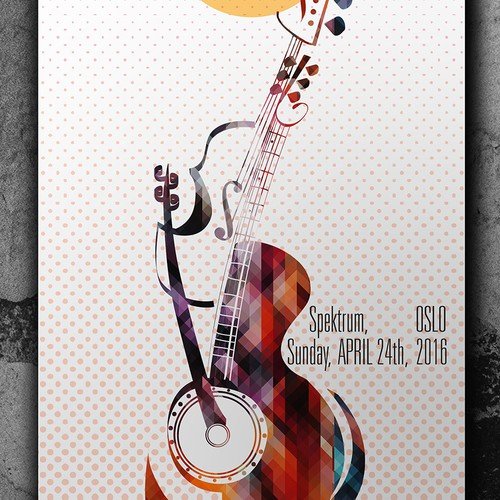 Dixie Chicks Poster Design