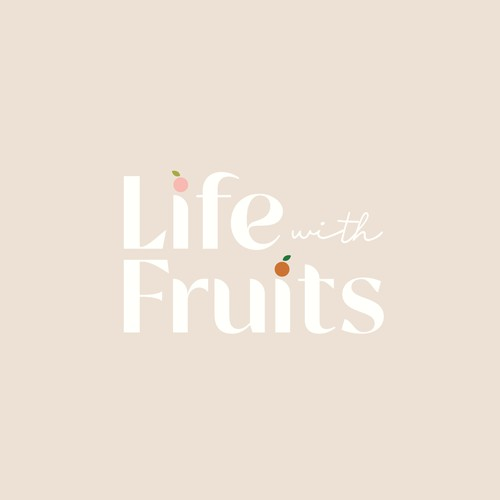 Brand Identity Concept for Life with Fruits