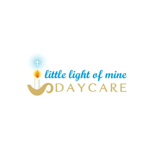 New logo wanted for little light of mine DAYCARE