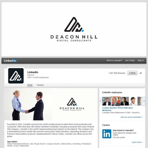 Logo concept for Deacon Hill