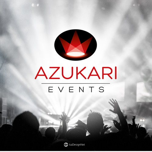 "Logo for ""Azukari Events"""