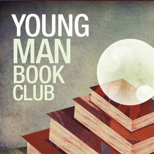 """Create Podcast Artwork - """"Young Man Book Club"""""""
