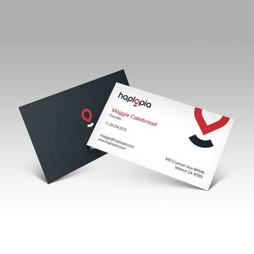 Brand Identity for Haplopia