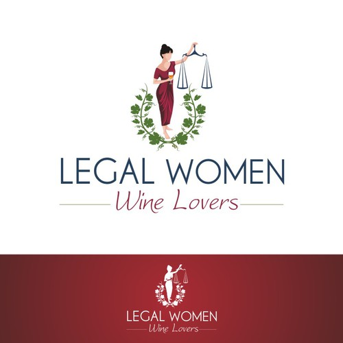 New logo wanted for Legal Women Wine Lovers