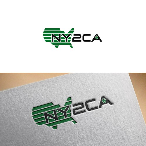 Logo design for NY2CA