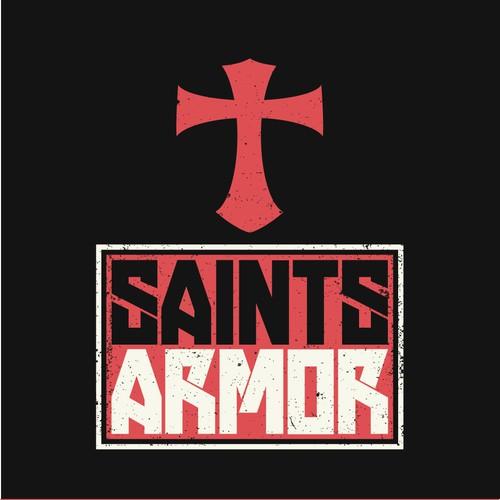 Templar style logo