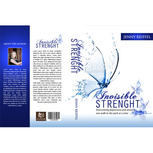 Invisible Strength Book Cover