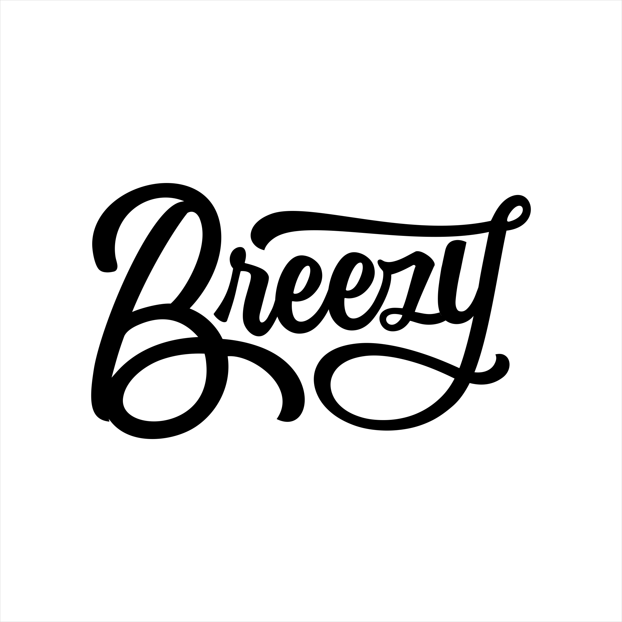 BREEZY - Need a logo that is indie, friendly and modern - targeting filmmakers