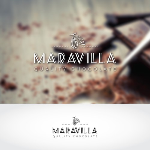 "Logo Design for ""MARAVILLA"""