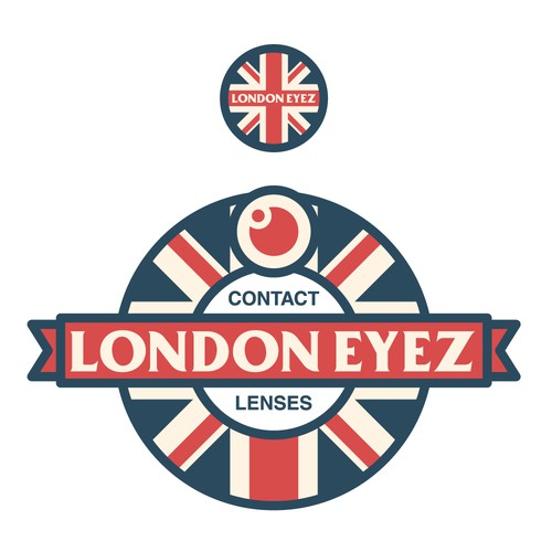 Logo for London Eyez Contact Lenses