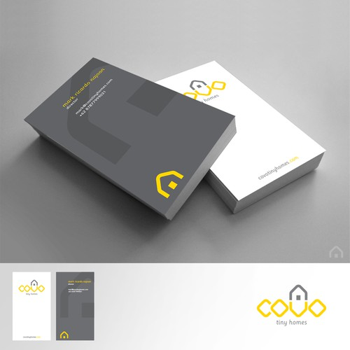 Business Card design for Covo