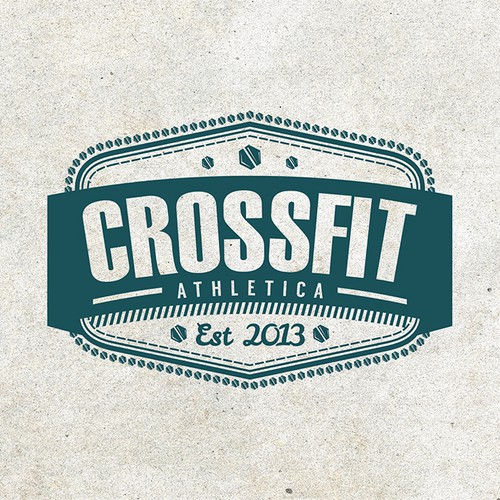 New logo wanted for CROSSFIT athletica