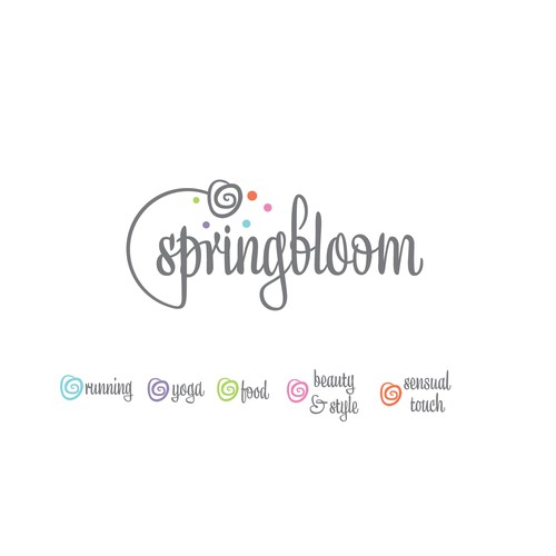Simple and elegant logo