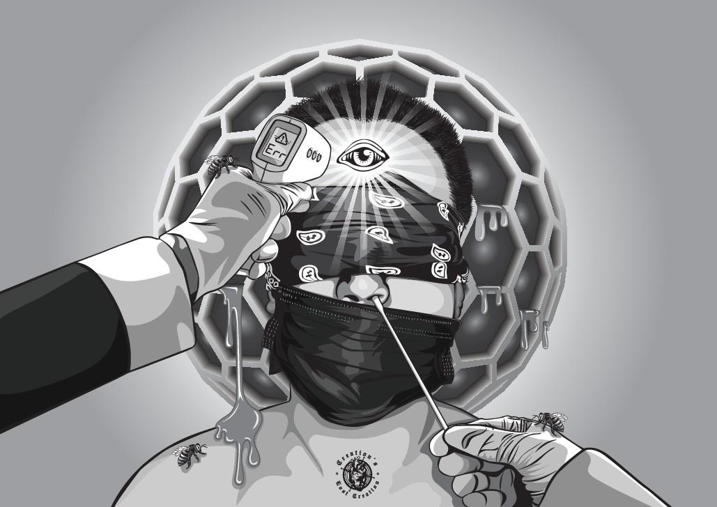 Blindfolds Not Mandatory