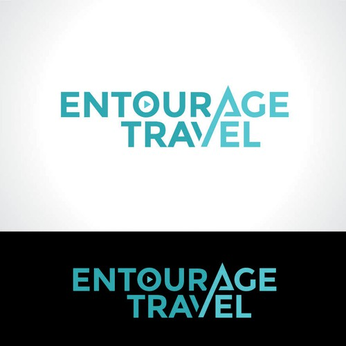 Bold Logo for a Travel Agency