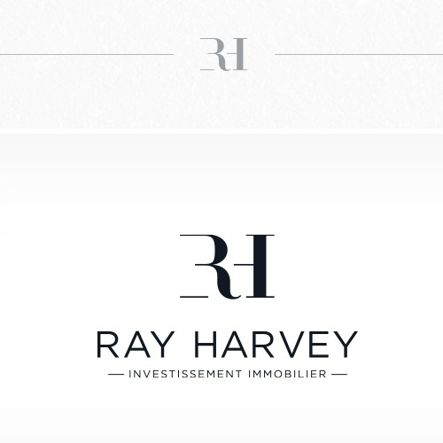 logo for Ray Harvey