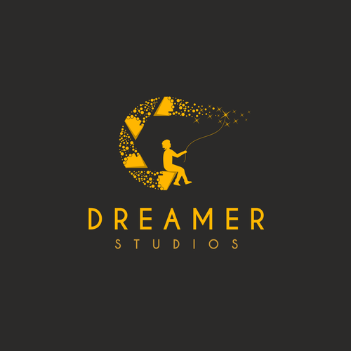 Logo for a  wedding photography studio