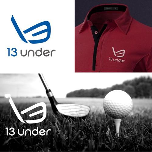 13 under logo