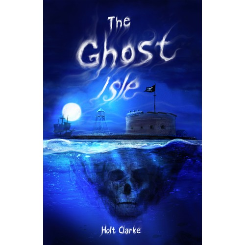 Ghost Isle front cover