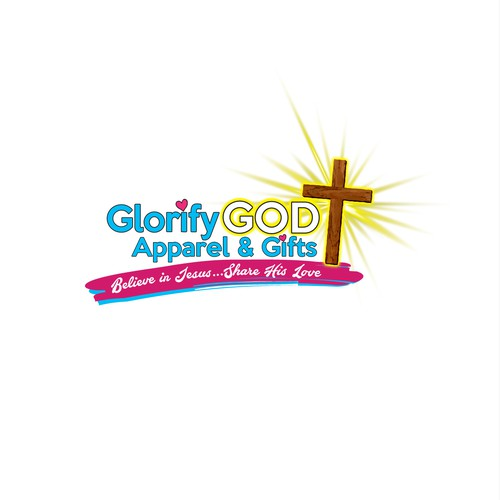 logo or Glorify God Apparel & Gifts