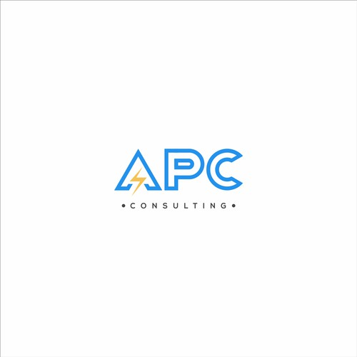logo concept for APC Consulting
