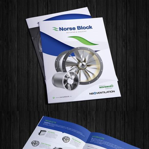 Norse Block Brochure