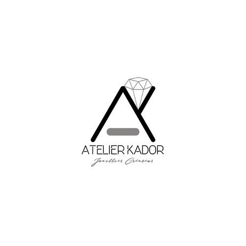 Concept logo joaillier