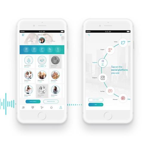 Social App Design
