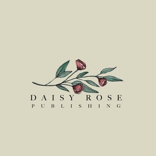 Daisy Rose Logo Design