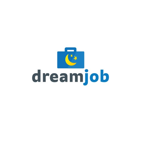 "Create a logo design to appeal to job seekers and help them land their dream jobs (include ""dream job"" in the logo)"
